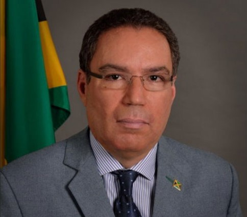 The Honourable Daryl Vaz, MP. : THE HONOURABLE MINISTER